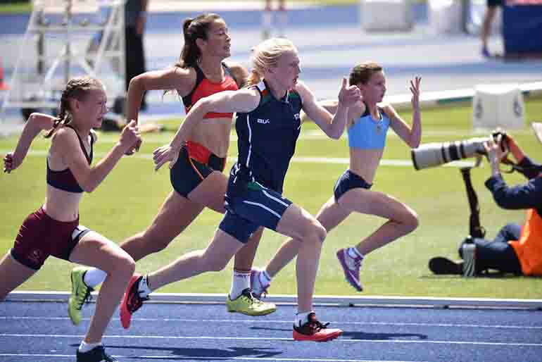Updated Track & Field Championship program released