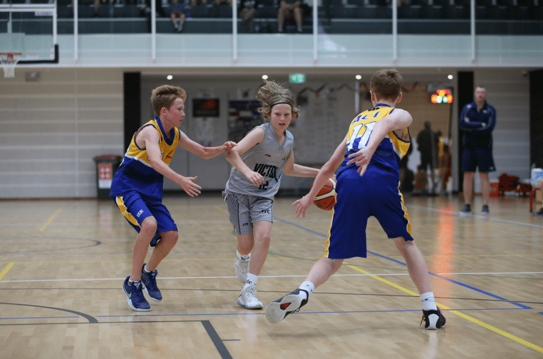 SSA Combined Basketball Championship being Live Streamed