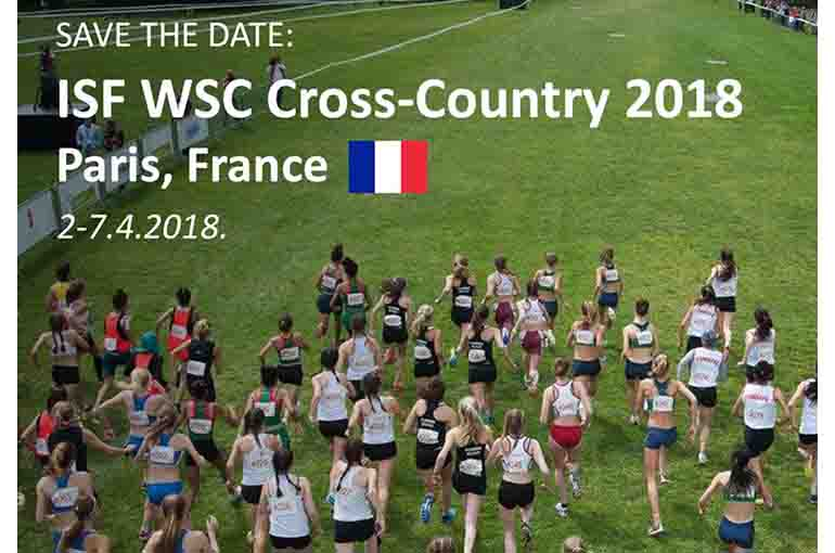 ISF WSC Cross-Country 2018 - 2 to 7 April 2018 - School Sport Australia