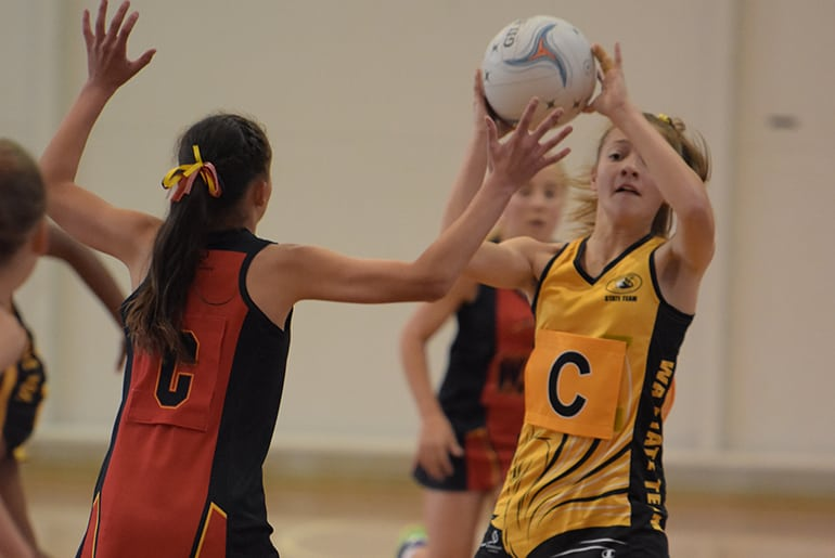 12 Years & Under Netball Championship Draw Released