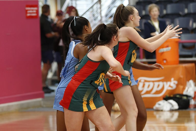 15 Years & Under Netball Championship Draw Released