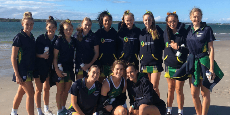 School Sport Australia - Education through school sport