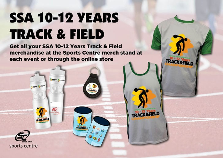 2018 Track & Field Championship Merchandise Available!