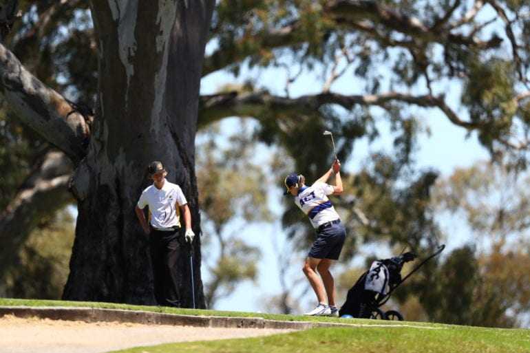 ANNOUNCEMENT REGARDING SCHOOL SPORT AUSTRALIA GOLF CHAMPIONSHIPS