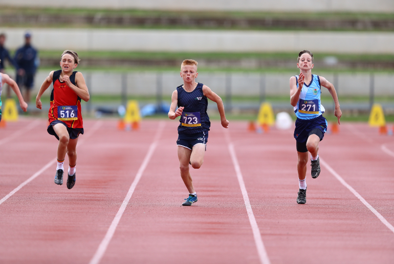 SSA 10 – 12 Years Track and Field Seeded Program