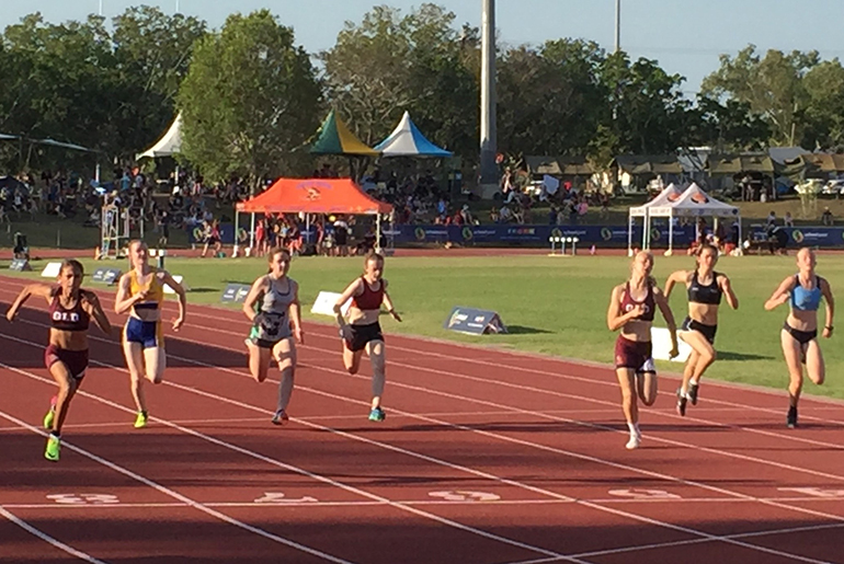 SSA 2019 Track & Field Championships – Live Results