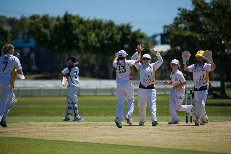 12 Years and Under Cricket Championship Livestream