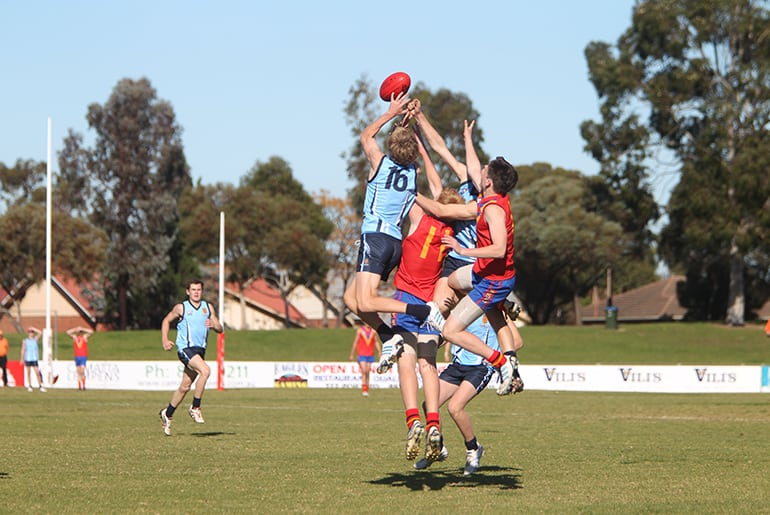 Reintroduction of Boys and Girls 15 Years & Under Australian Football Championship for 2021